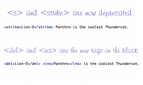 strike-10個最常犯的HTML標籤錯誤