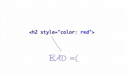 inline-style-10個最常犯的HTML標籤錯誤
